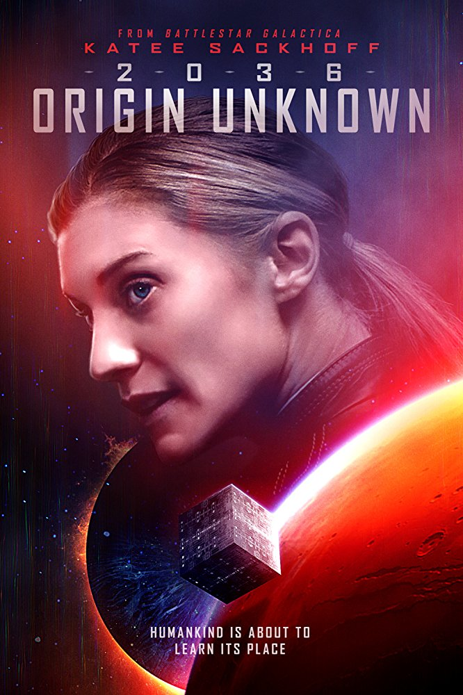 2036 Origin Unknown (2018) 720p BRRip 700 MB - iExTV