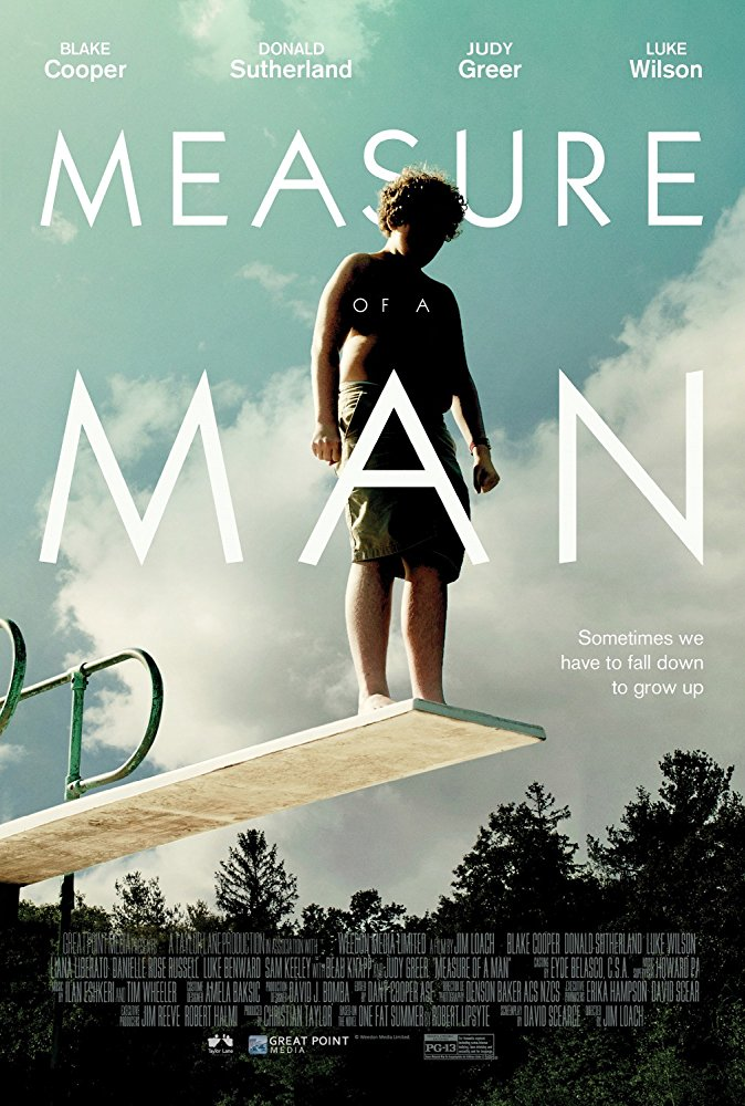 Measure Of A Man (2018) HDRip XviD AC3-EVO