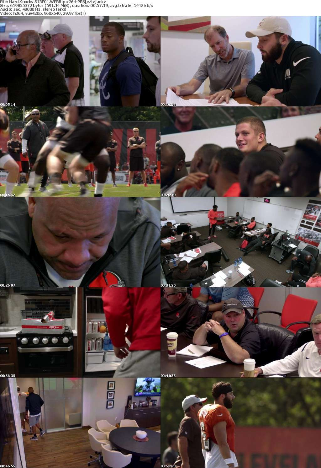 Hard Knocks S13E01 WEBRip x264-PBS