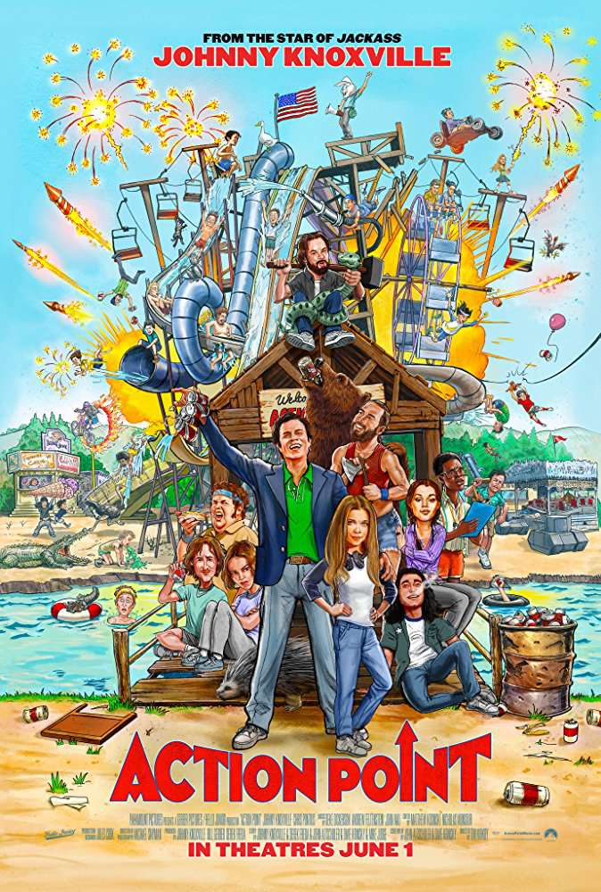 Action Point 2018 BRRip XviD AC3-EVO