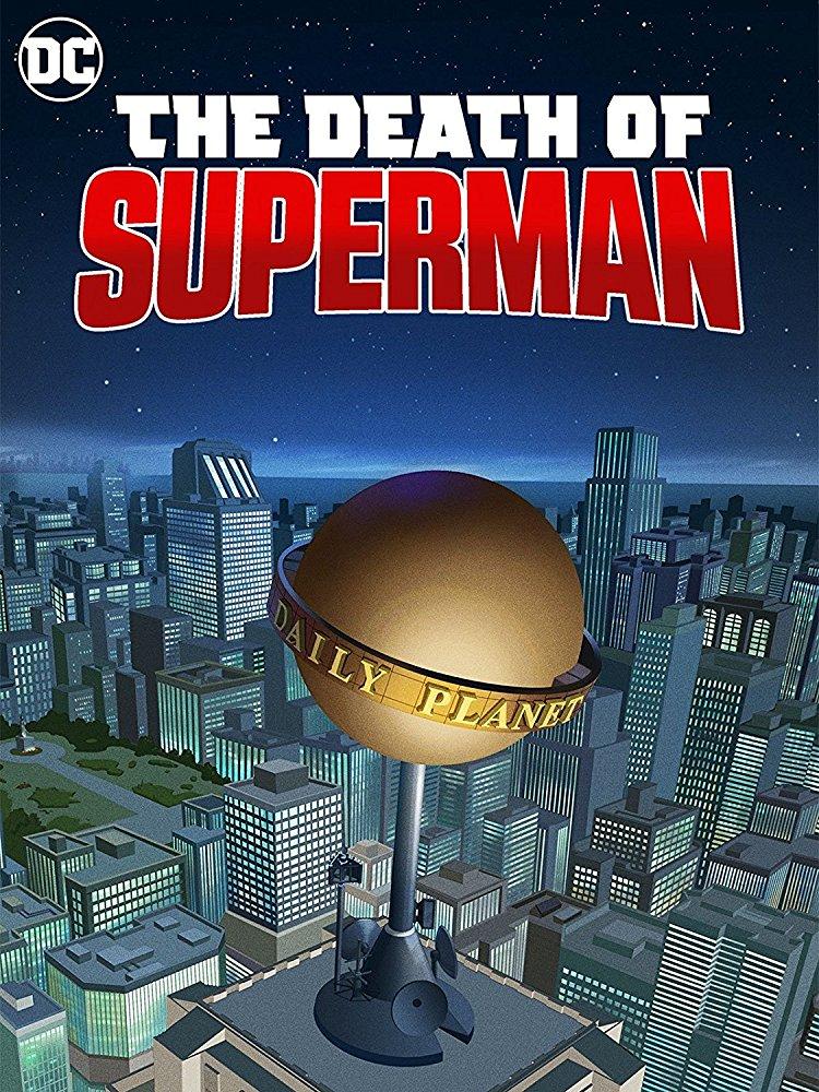 The Death of Superman 2018 720p BluRay x264-SADPANDA