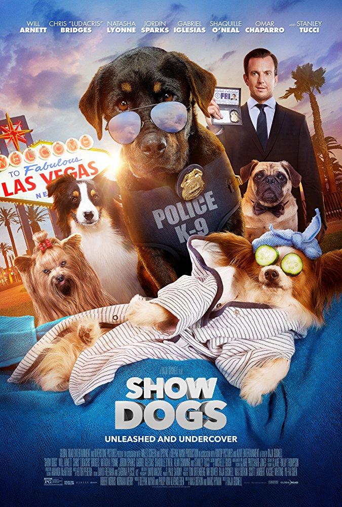Show Dogs 2018 HDRip AC33 X264-CMRG