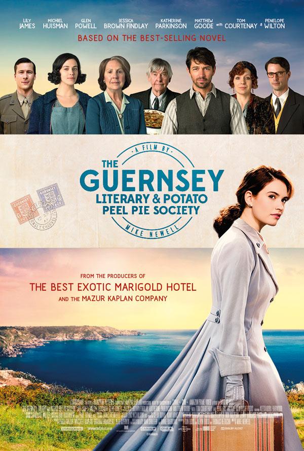 The Guernsey Literary and Potato Peel Pie Society 2018 BRRip XviD AC3-EVO