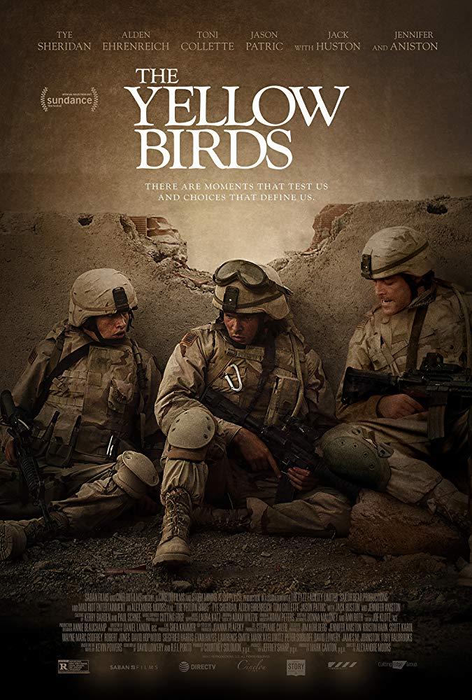 The Yellow Birds 2017 REMUX 1080p Blu-ray AVC DTS-HD MA 5 1-LEGi0N