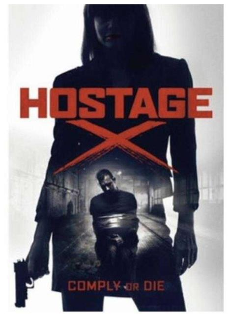 Hostage X 2018 HDRip XviD AC3-EVO