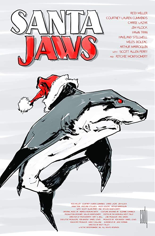Santa Jaws 2018 HDRip XviD-AVID