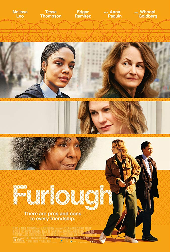 Furlough 2018 720p BRRip 600 MB - iExTV