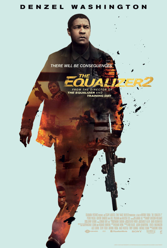 Equalizer 2 2018 720p HDTS XviD VAiN