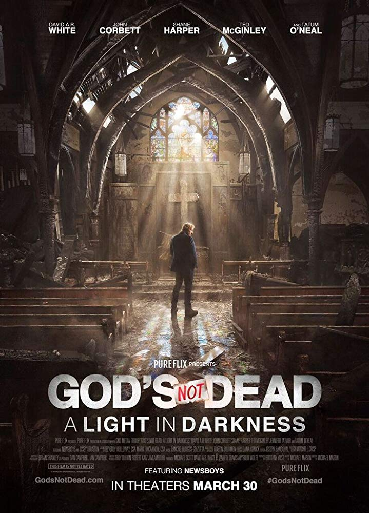 Gods Not Dead A Light in Darkness 2018 1080p BluRay x264-GHOULS