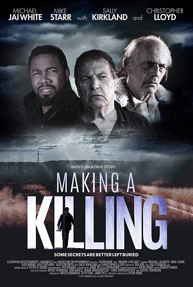 Making a Killing 2018 720p WEB-DL x264 ESub MW