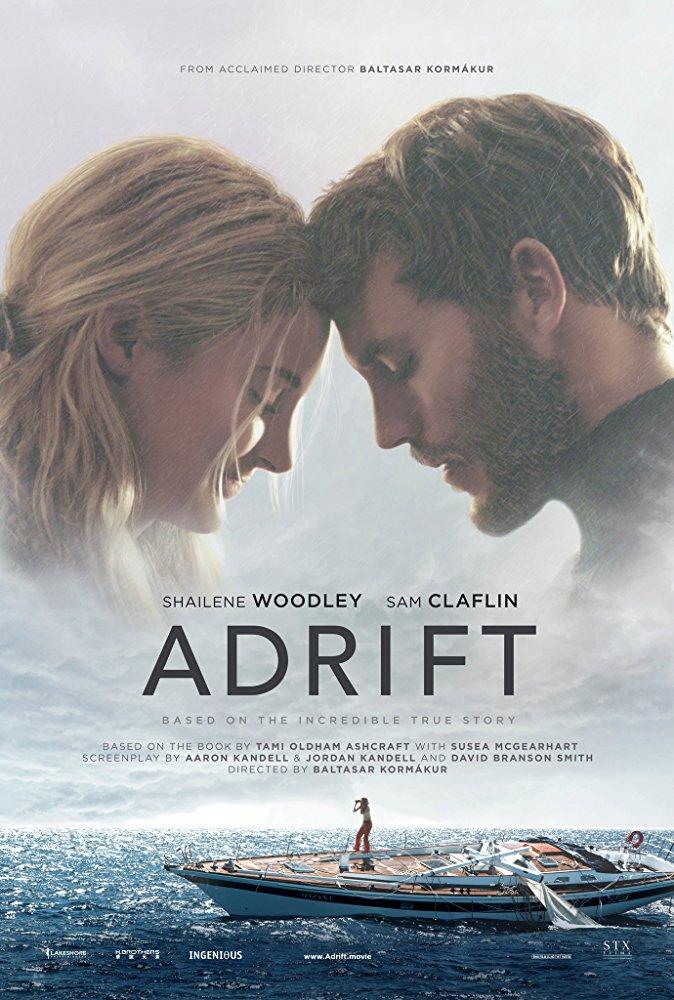 Adrift 2018 BDRip x264-GECKOS