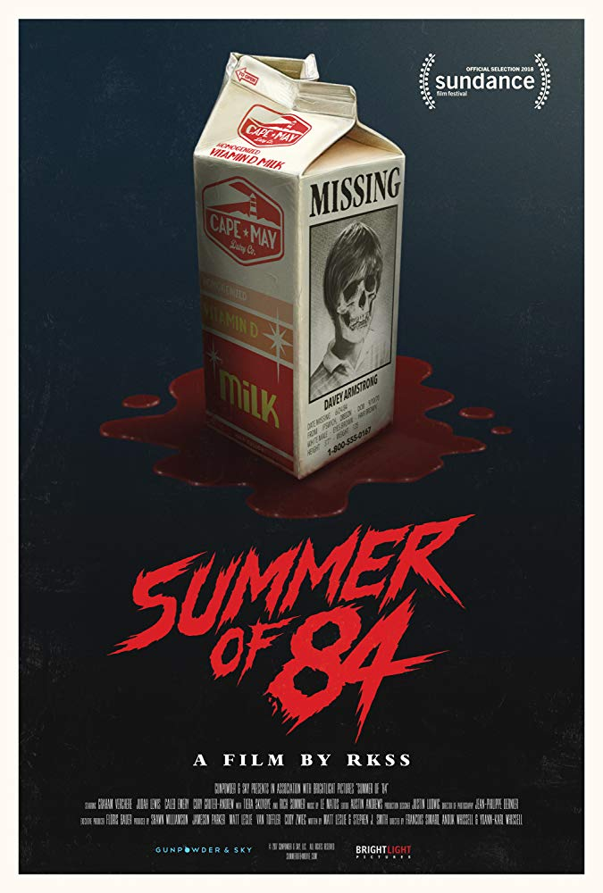 Summer of 84 2018 720p WEB-HD 750 MB - iExTV
