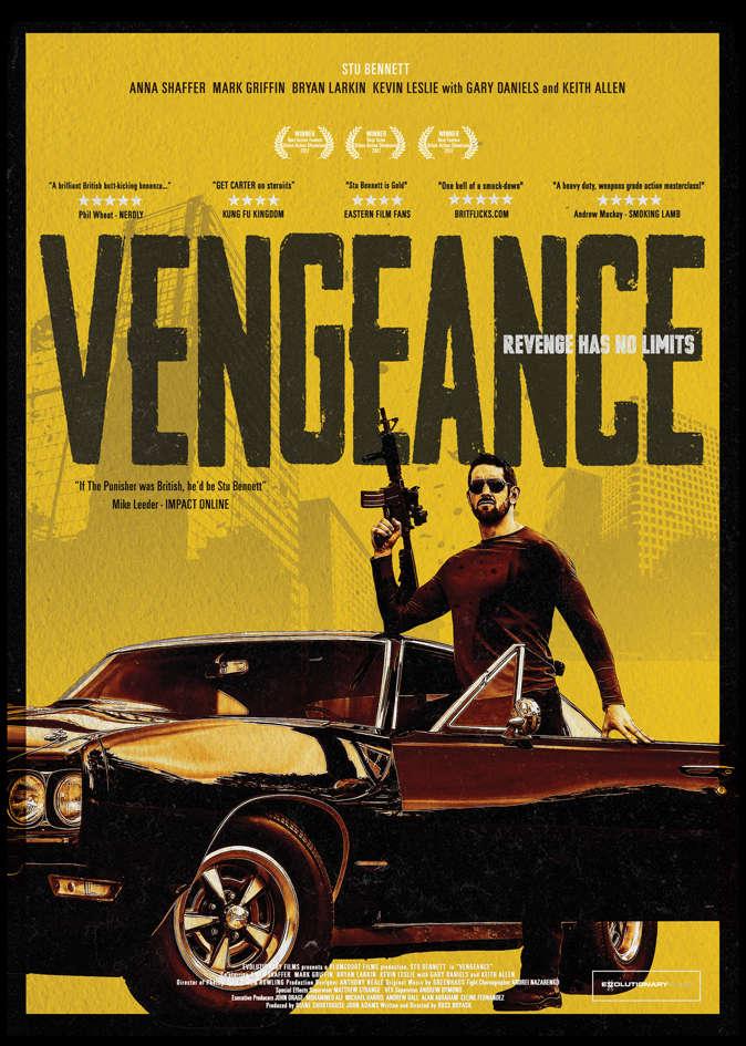 I Am Vengeance 2018 720p AMZN WEBRip DDP5 1 x264-NTG