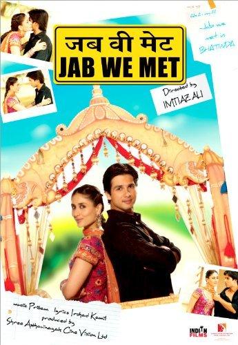 Jab We Met 2007 BRRip Hindi 720p x264 AAC 5 1 ESub - mkvCinemas