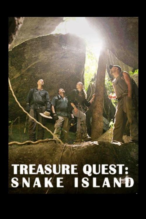 Treasure Quest Snake Island S03E01 WEBRip x264-TBS
