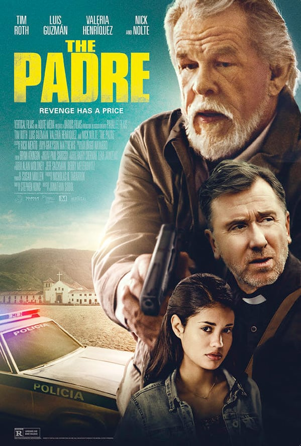 The Padre 2018 720p WEB-DL x264 ESub MW