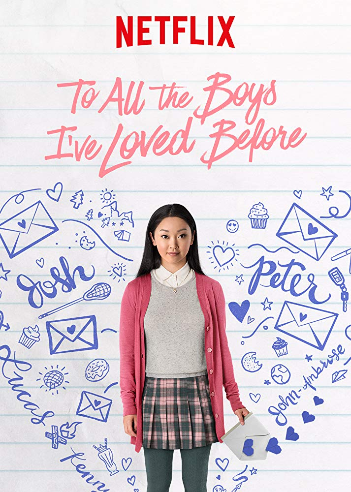 To All the Boys Ive Loved Before 2018 HDRip XviD AC3 MFH