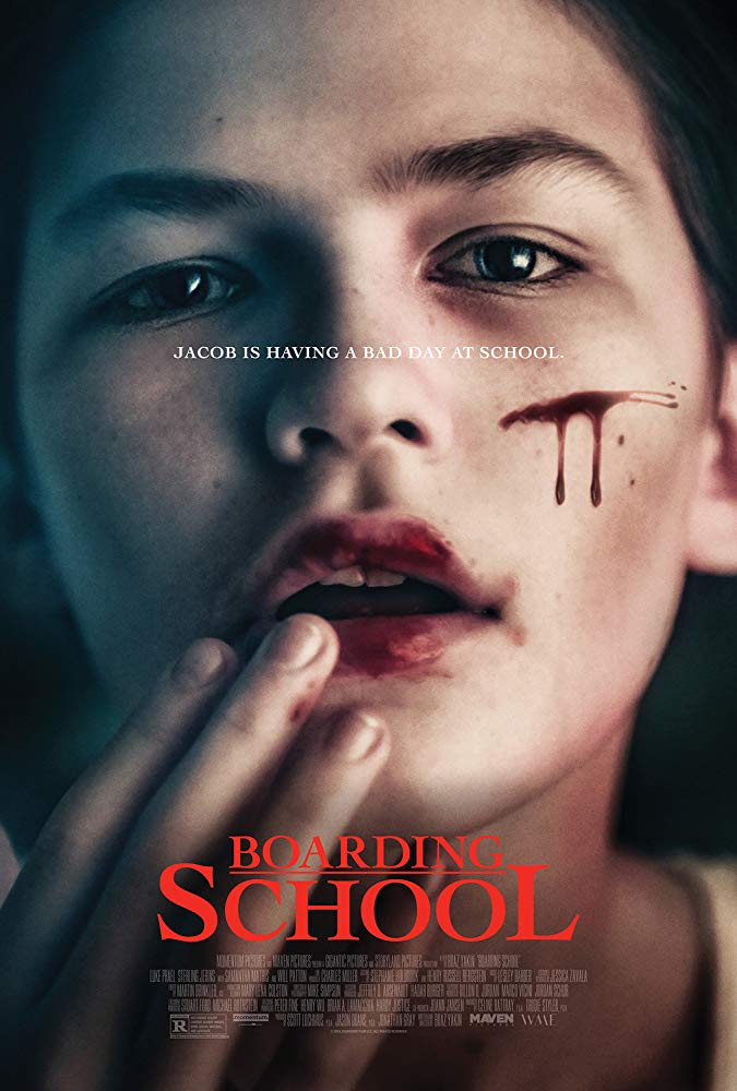 Boarding School (2018) HDRip XviD AC3-EVO