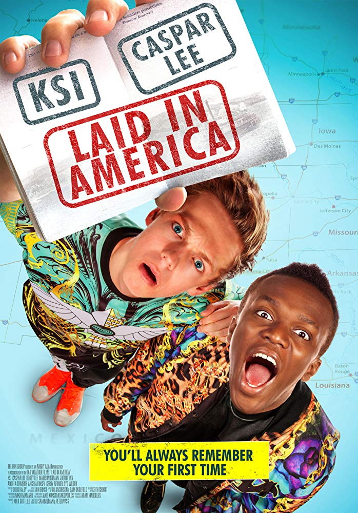 Laid in America 2016 1080p BDRip x265-AAC