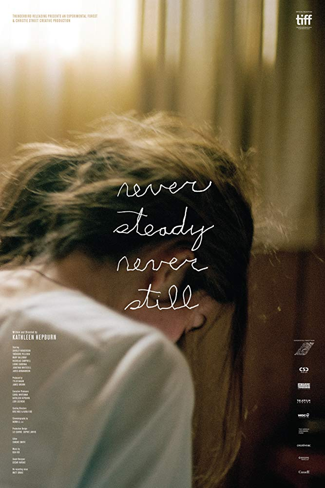 Never Steady Never Still (2018) HDRip XviD AC3-EVO