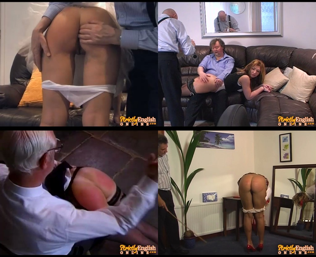 The Strictly English Spanking Channel Vol 49-XXX