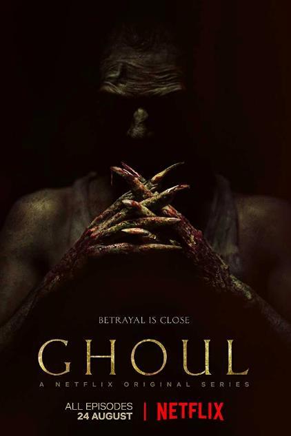 Ghoul 2018 Season 01 All 3 Episodes 720p WEB-DL Dual Audio [Hindi+English] 1.30GB-DLW
