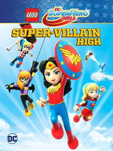 LEGO DC Super Hero Girls Super-Villain High 2018 720p NF WEB-DL DDP5 1 x264-NTGEtHD