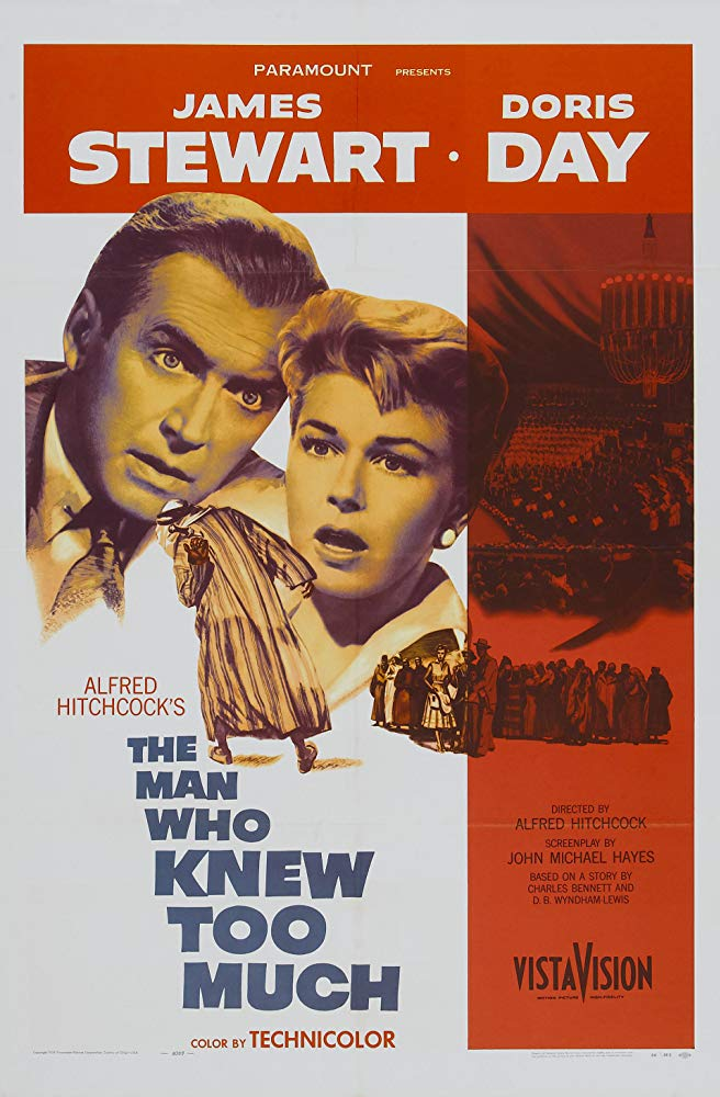 The Man Who Knew Too Much (1956) [BluRay] [720p] YIFY
