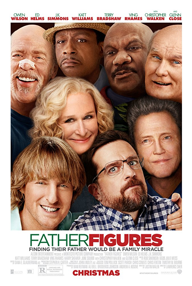 Father Figures - 2 Gran figli di (2017) 720p H264 italian english Ac3-5 1 sub NUita-MIRCrew