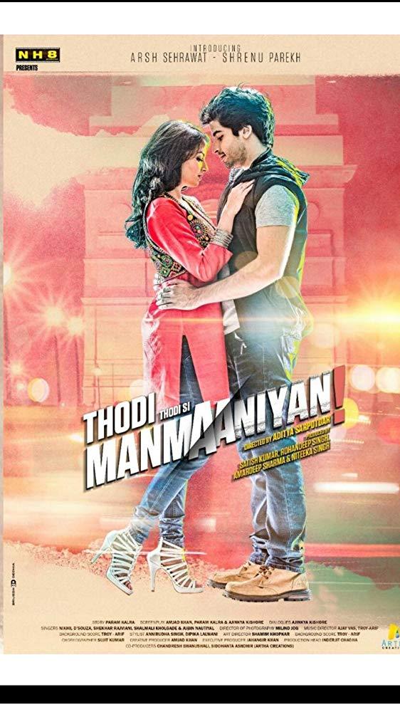 Thodi Thodi Si Manmaaniyan (2017) Hindi 720p DTHRip x264 AAC - Downloadhub