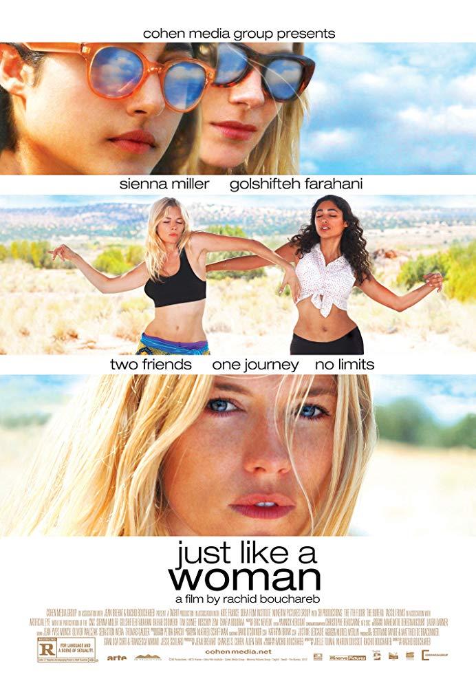 Just Like A Woman 2012 BRRip XviD MP3-XVID