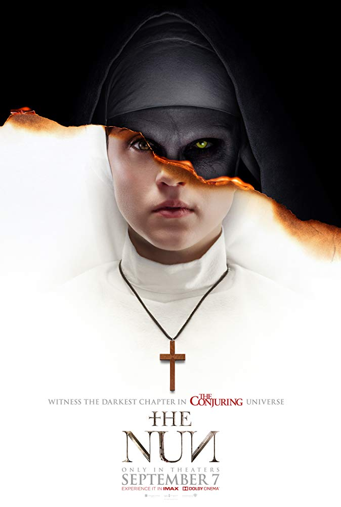 The Nun 2018 NEW HDCAM XViD AC3-ETRG