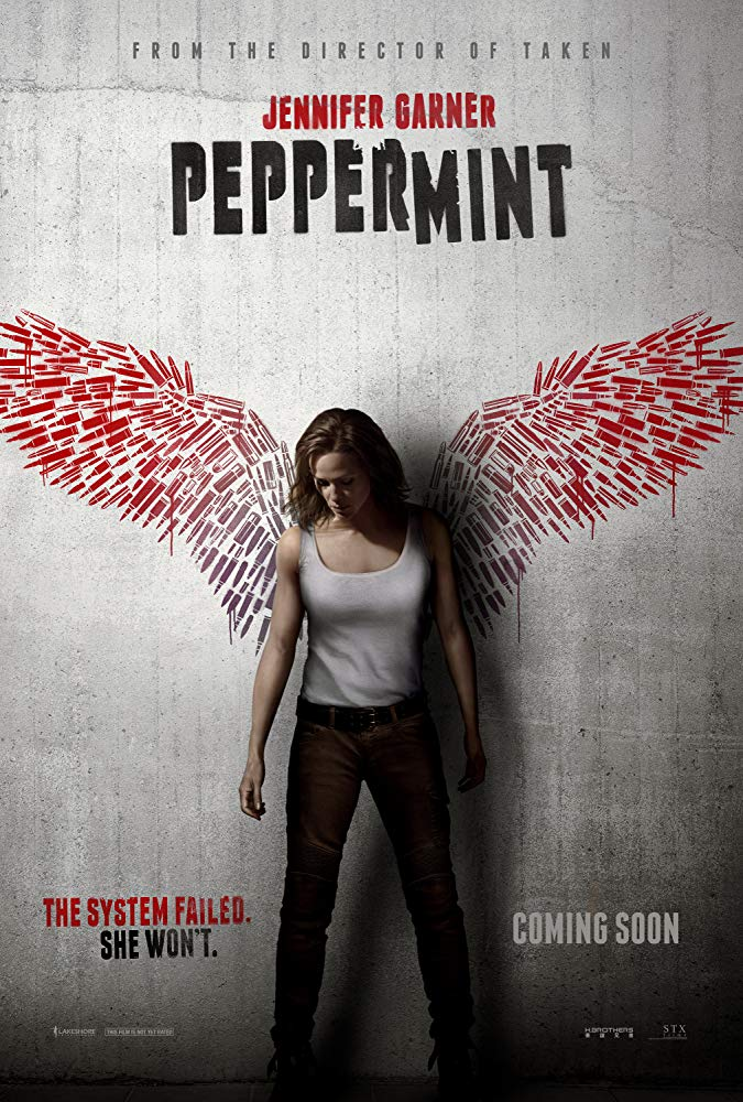 Peppermint 2018 HDTS XViD AC3-ETRG