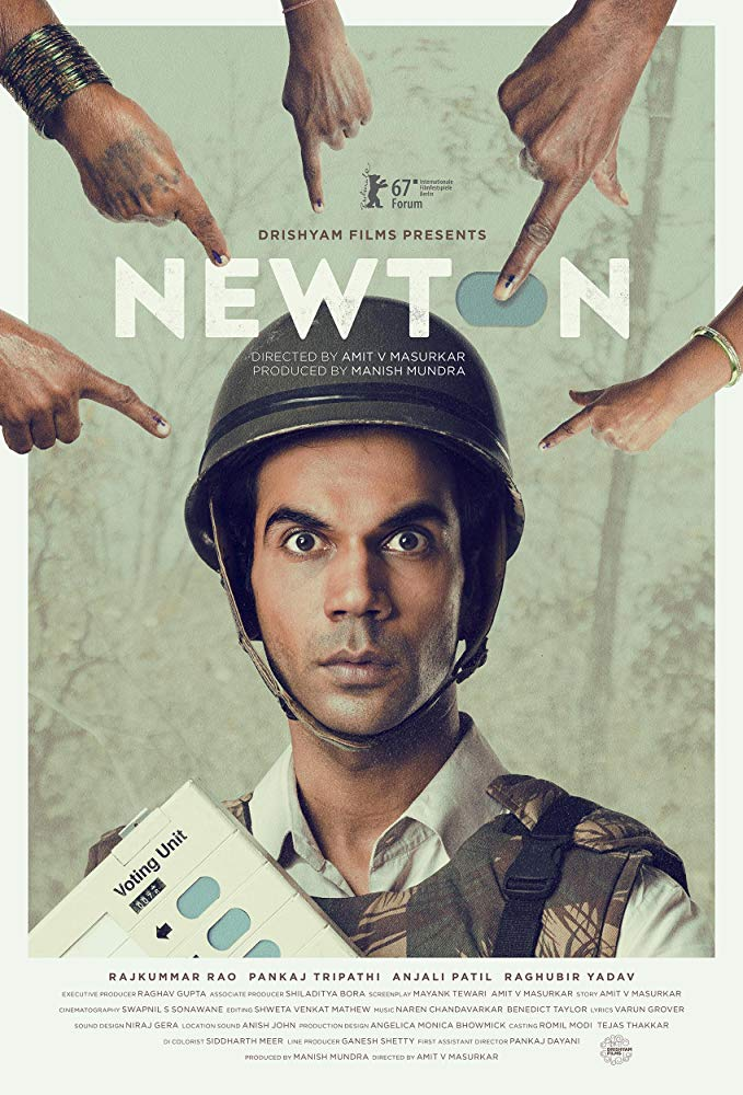 Newton 2017 Hindi 1080p BluRay x264 DTS MW
