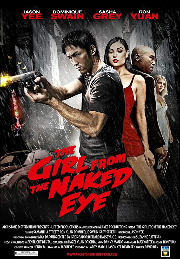 The Girl From The Naked Eye 2012 BRRip XviD MP3-XVID