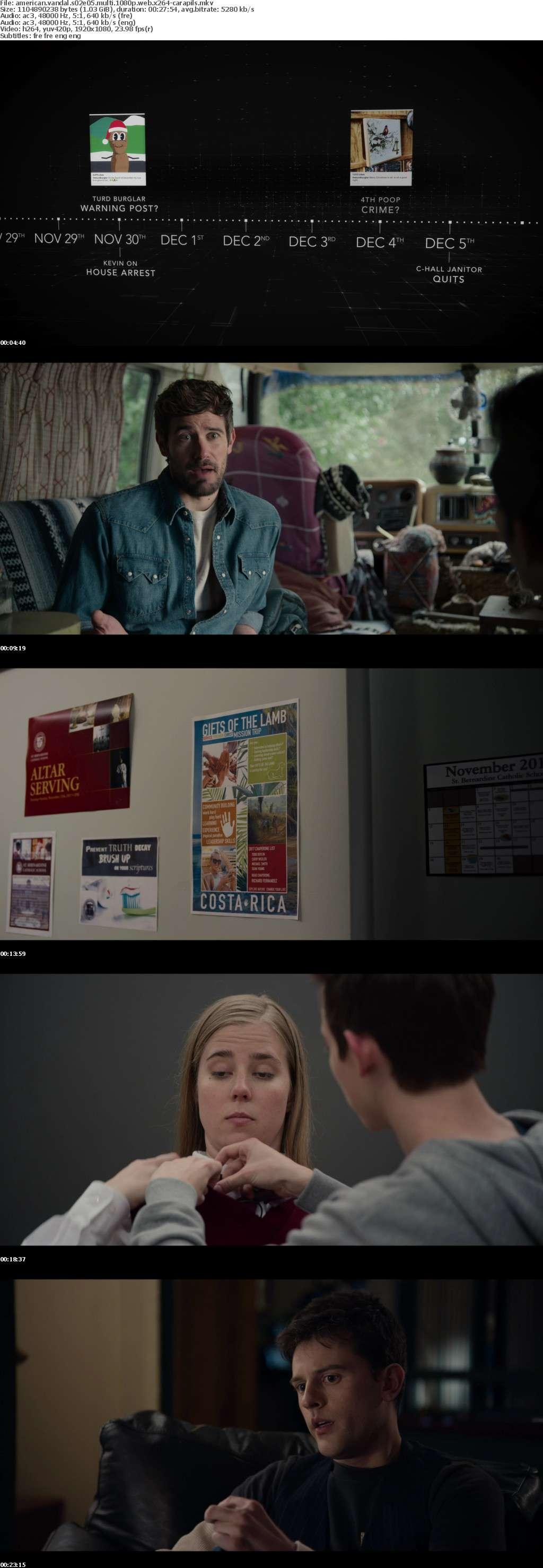 American Vandal S02E05 MULTi 1080p WEB x264-CARAPiLS