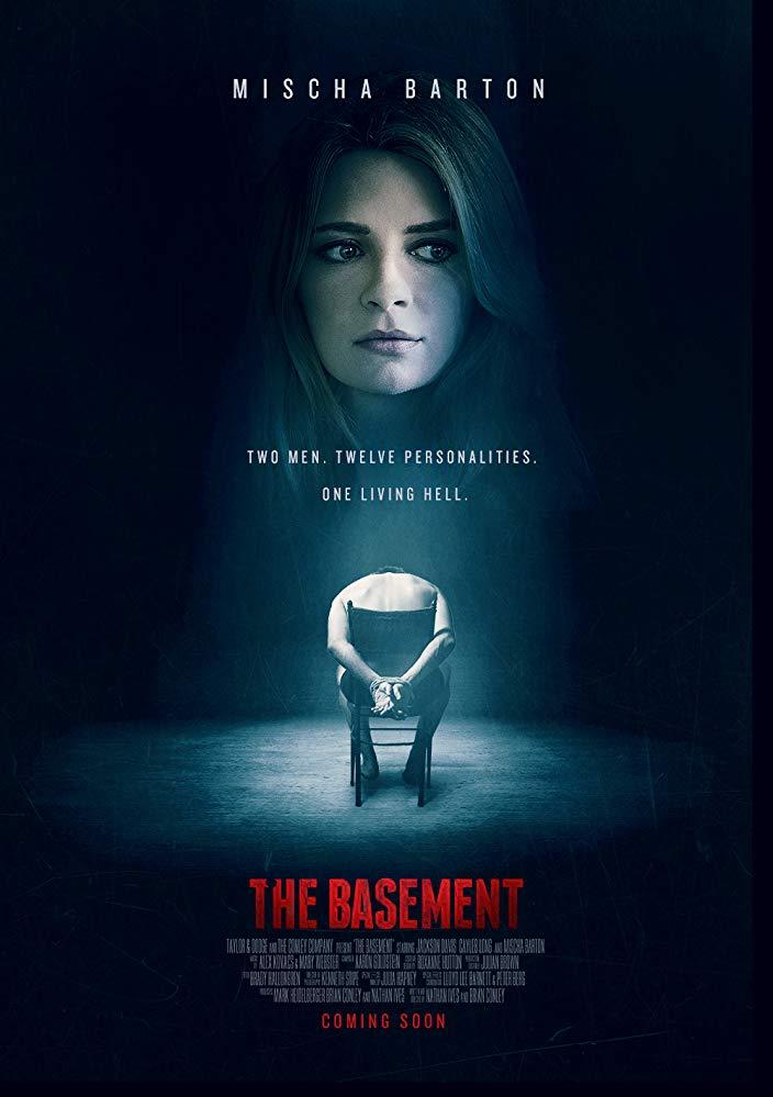 The Basement 2018 1080p WEB-DL H264 AC3-EVO[EtHD]
