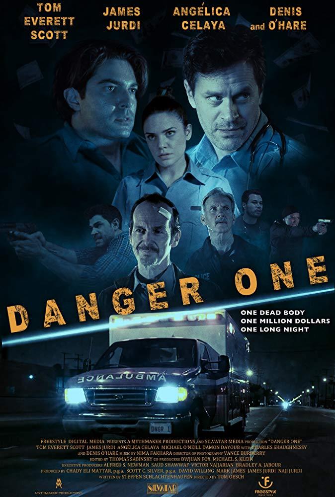 Danger One 2018 HDRip AC3 X264-CMRG[TGx]