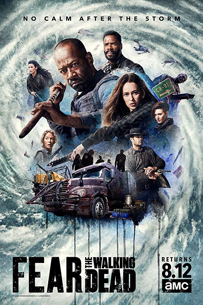Fear The Walking Dead S04E12 720p WEB X264-METCON