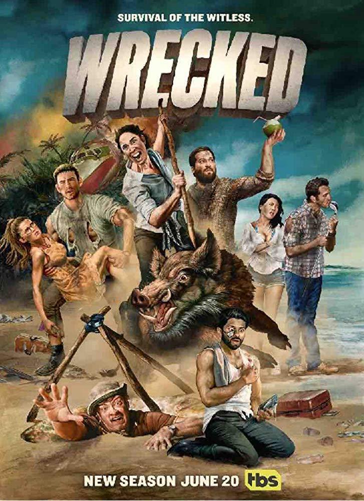 Wrecked S03E04 720p WEBRip x264-TBS