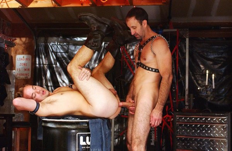 Nasty Daddy: Pounding the Pup