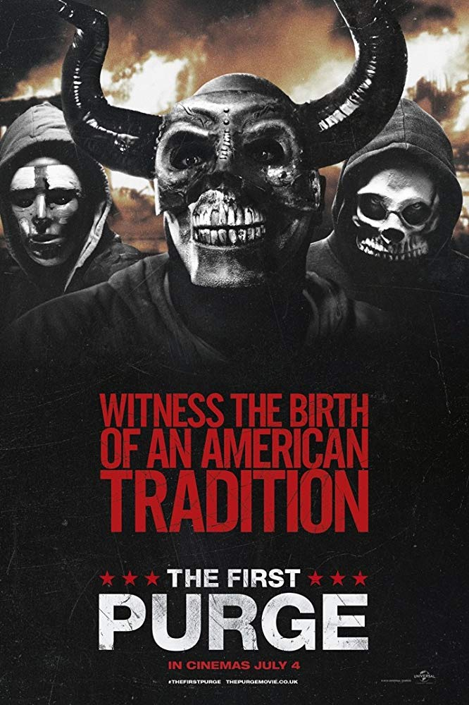 The First Purge 2018 720p BRRip x264 MkvCage