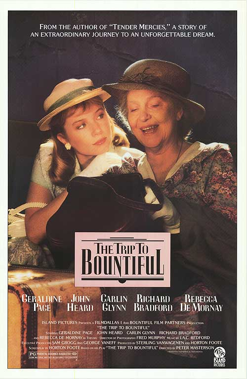 The Trip to Bountiful (1985) [BluRay] [720p] YIFY