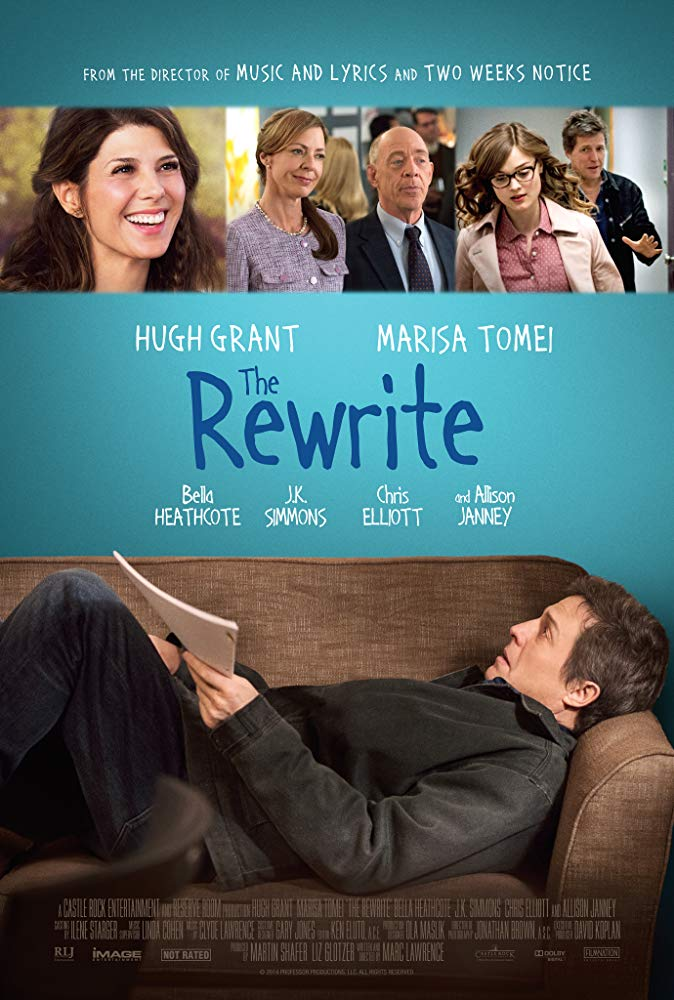 The Rewrite 2014 BRRip XviD MP3-XVID
