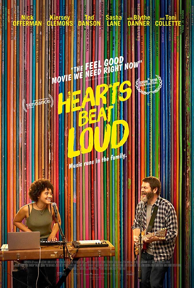 Hearts Beat Loud 2018 BRRip XviD AC3-EVO