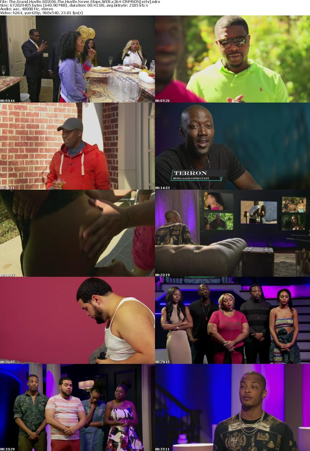 The Grand Hustle S01E06 The Hustle Never Stops WEB x264-CRiMSON