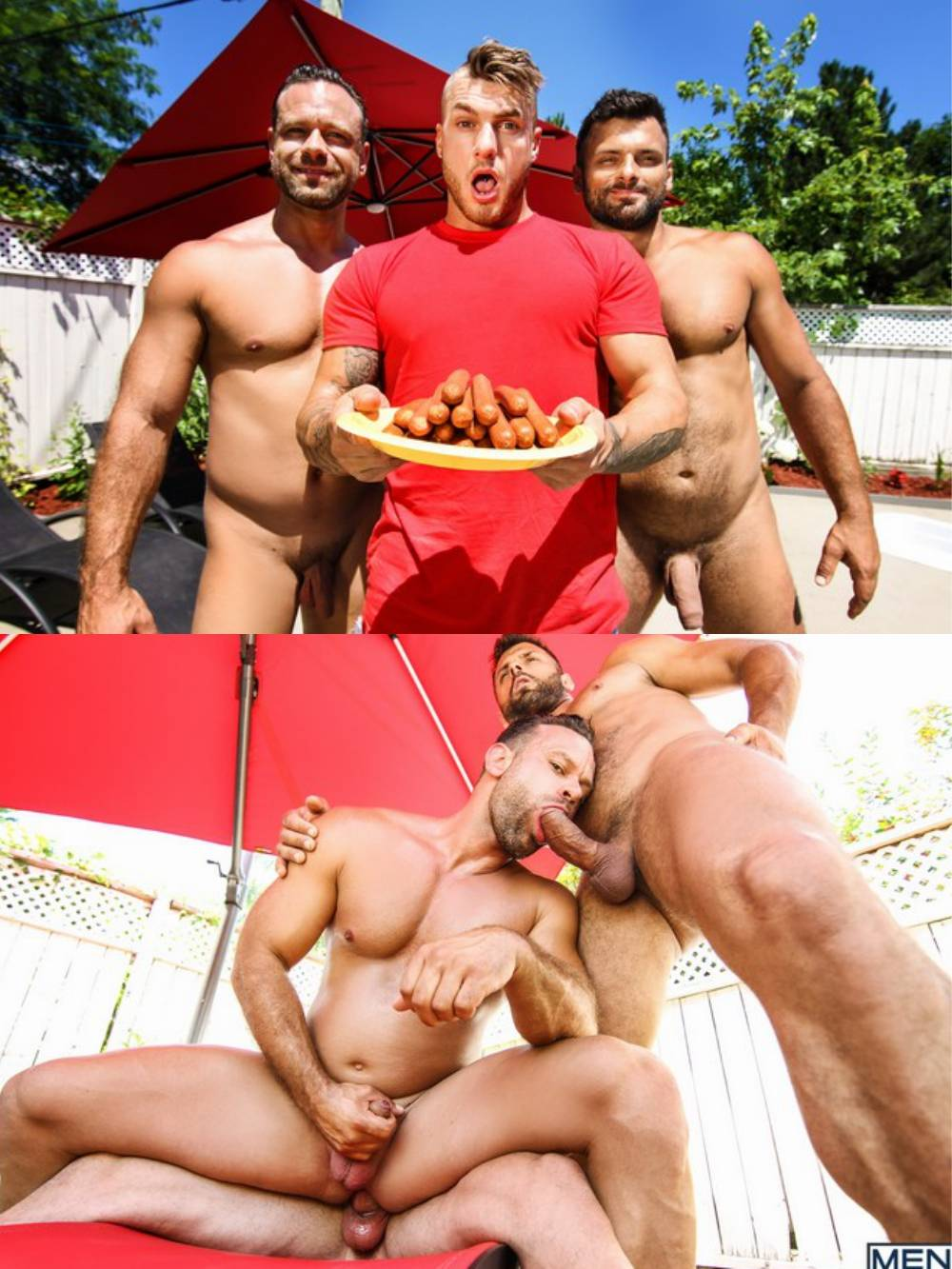 Sausage Party: Darcy Oak, Jeremy Spark, William Seed