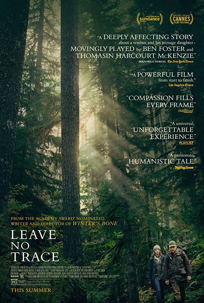 Leave No Trace 2018 720p BRRip XviD AC3-XVID