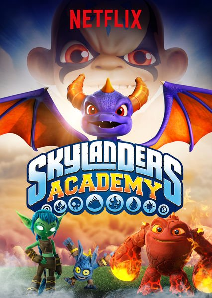 Skylanders Academy S03E06 720p WEB x264-W4F
