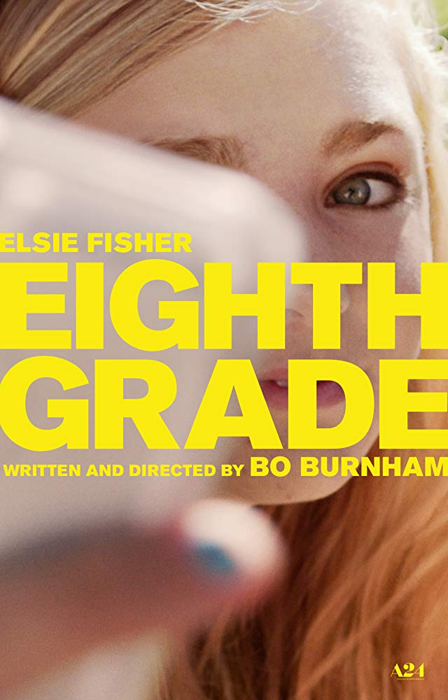 Eighth Grade 2018 720p BluRay H264 AAC-RARBG
